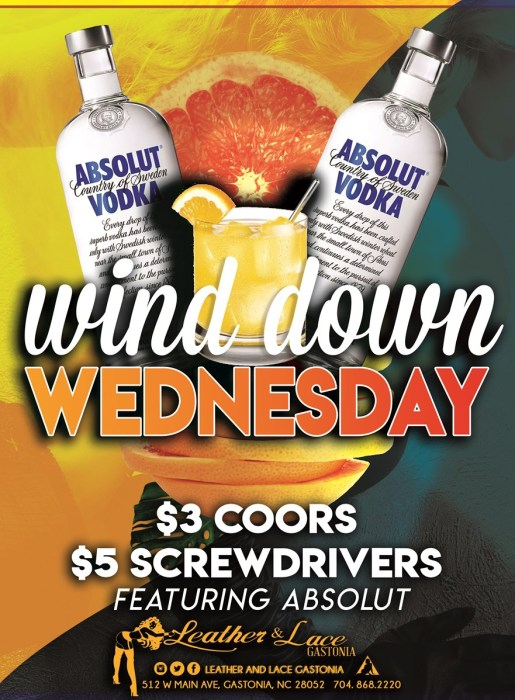 (Copy) Wednesday Absolut