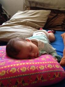 Kasia śpi :)