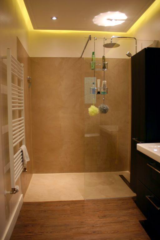 Badezimmer Ohne Fliesen Putz