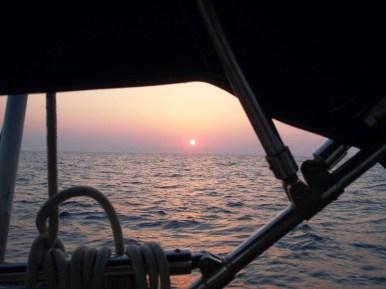 _Lever de soleil Chypre