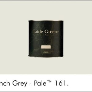 FRENCH GREY PALE #161
