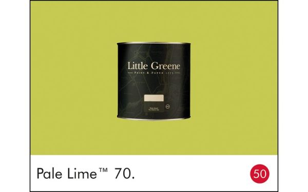 Little Greene_PALE LIME_#70