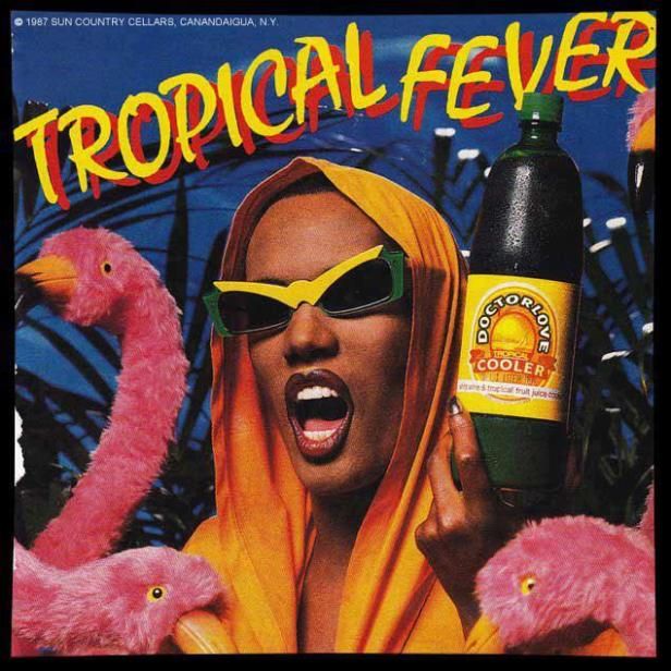 Tropical Grace Jones Fever