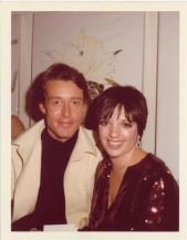 Halston and Liza Minnelli fotografati da Antonio Lopez, 1970.