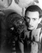 Salvador Dalì by Carl Van Vechten, 1939