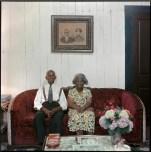 Gordon Parks, Mr. and Mrs. Albert Thornton, Mobile, Alabama, 1956