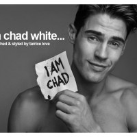 THE HANDSOME CHAD WHITE - FROM TRAFFIC MODELS