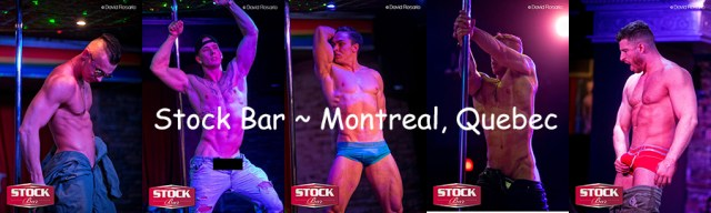 Stock Bar in Montreal, Quebec