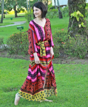 Vestido Florido MR 3