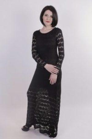 Vestido Preto Inteiro - CS