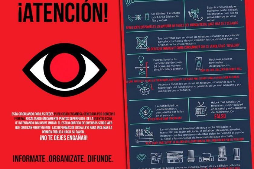 La guerra de #DesventajasTelecom y #BeneficiosTelecom