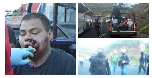 Nueva persecución contra Normalistas de Ayotzinapa en Tixtla