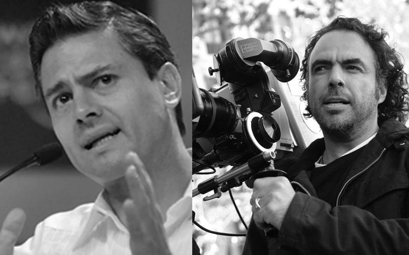 Alejandro González Iñárritu critica duramente a EPN