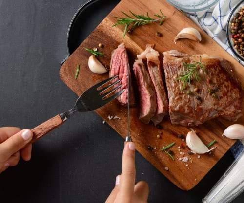 Carne vermelha: fonte de creatina