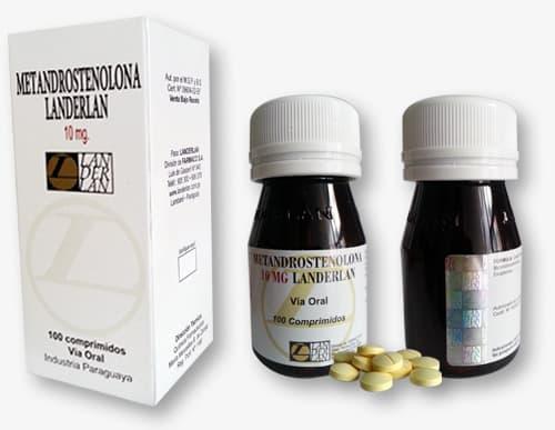 Metandrostenolona