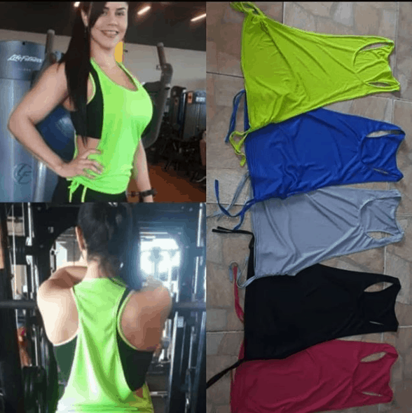 Camiseta Fitness - Modelos lindos para te inspirar!