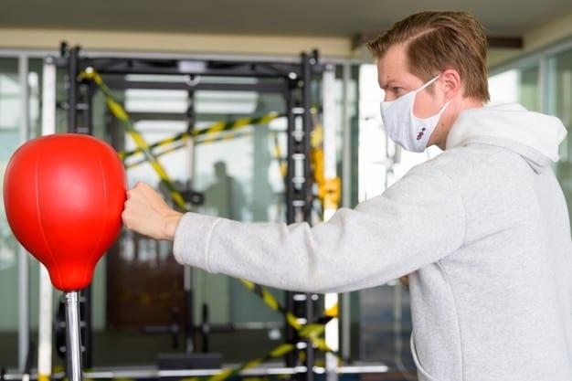 treinar na academia após o coronavírus