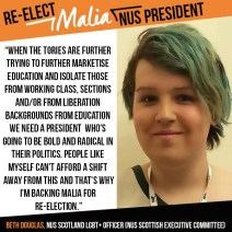 beth nus scotland endorsement