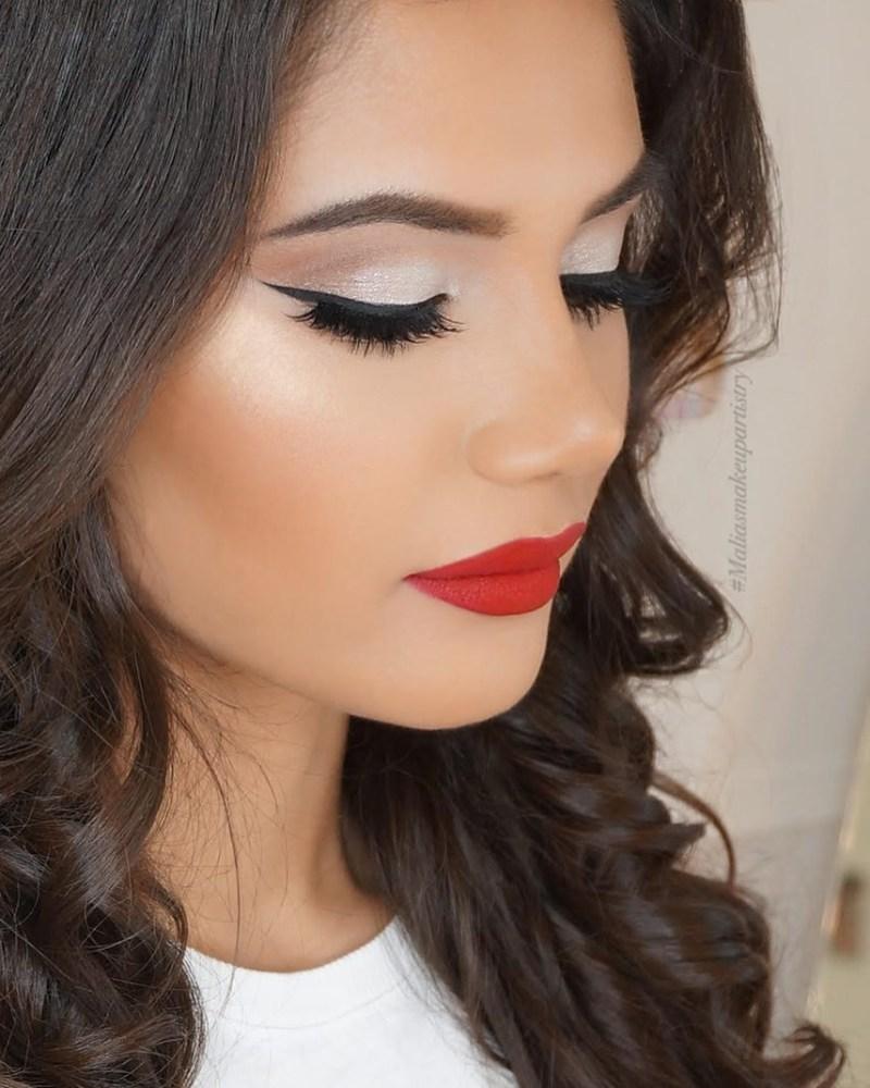 Party Makeup Malia Rafaie