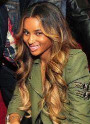 alert ombre hair colour trend
