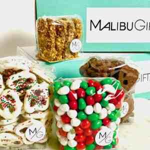Gourmet Holiday Gift Box