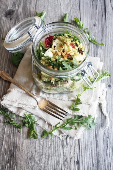 malibu kitchen orzo salad 12