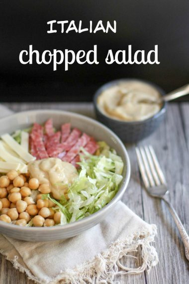 MK Italian Chopped Salad