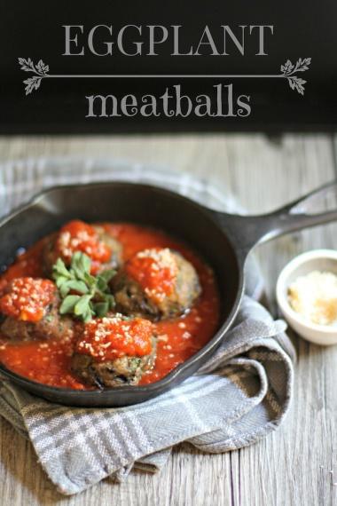 mk eggplant meatballs