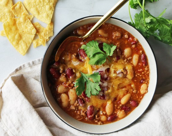 Simple Chili Con Carne