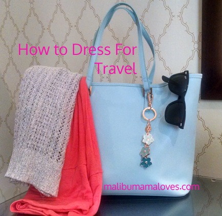 how to dress for travel