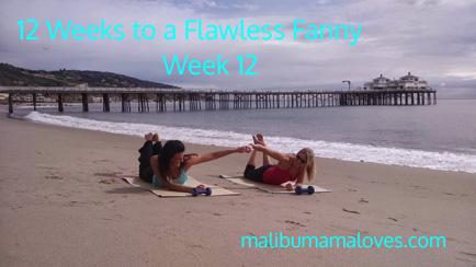flawless fanny week 12