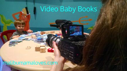 video baby books