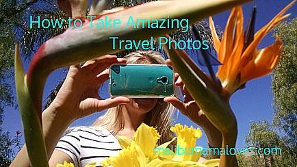 How to take amazing travel photos