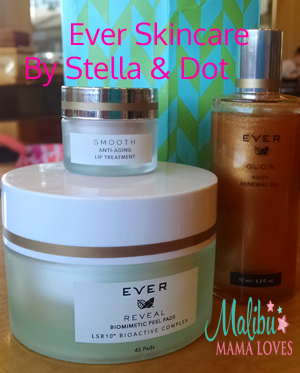 ever skincare by stella and dot