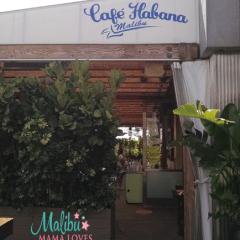 Café Habana in Malibu