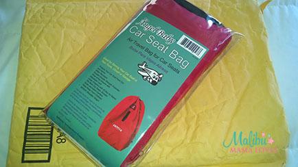 Angelbaby Car Seat Travel Bag Review Malibu Mama Loves
