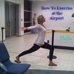 How to Exercise at the Airport
