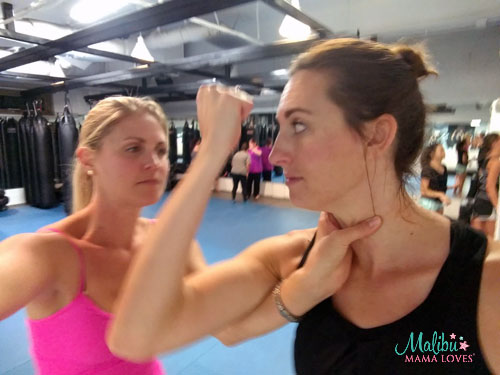 reasons why you should take a self-defense class