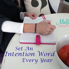 5 Reasons Why You Should Set An Intention Word Every Year