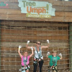 Facing My Fear – My TreeUmph! Adventure Course Experience