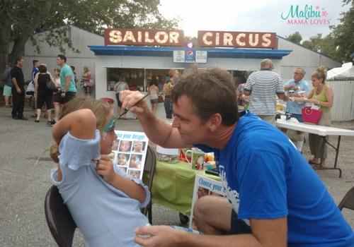The Sailor Circus