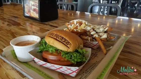 BurgerFi in Malibu