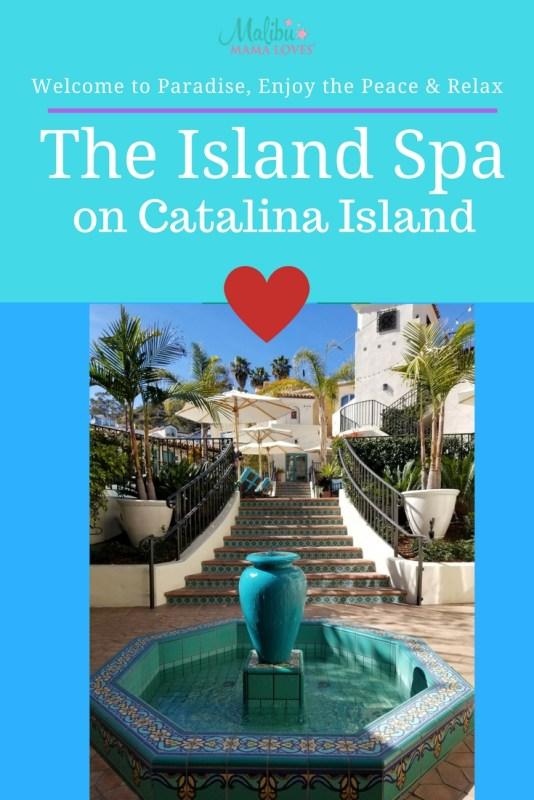 The Island Spa on Catalina Island