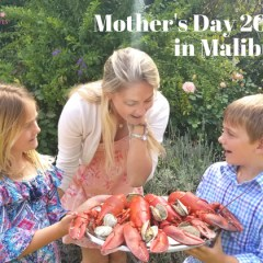 Mother's Day 2018 in Malibu