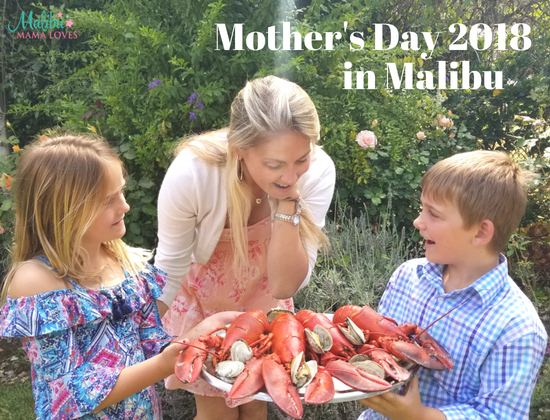 Mothers day 2018 in Malibu