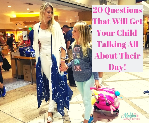 20 Questions That Will Get Your Child Talking All About Their Day