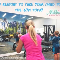 7 Reasons To Take Your Child To The Gym Today