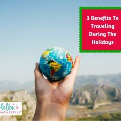 3 Benefits To Traveling During The Holidays