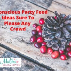 Conscious Party Food Ideas Sure To Please Any Crowd