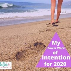 My Power Word of Intention For 2020!